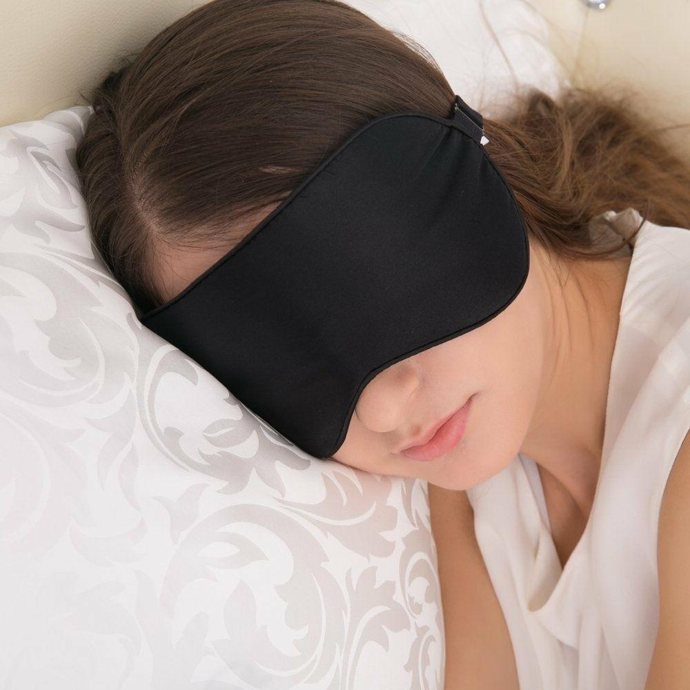 ALASKA BEAR® Natural sleep mask super-smooth eye