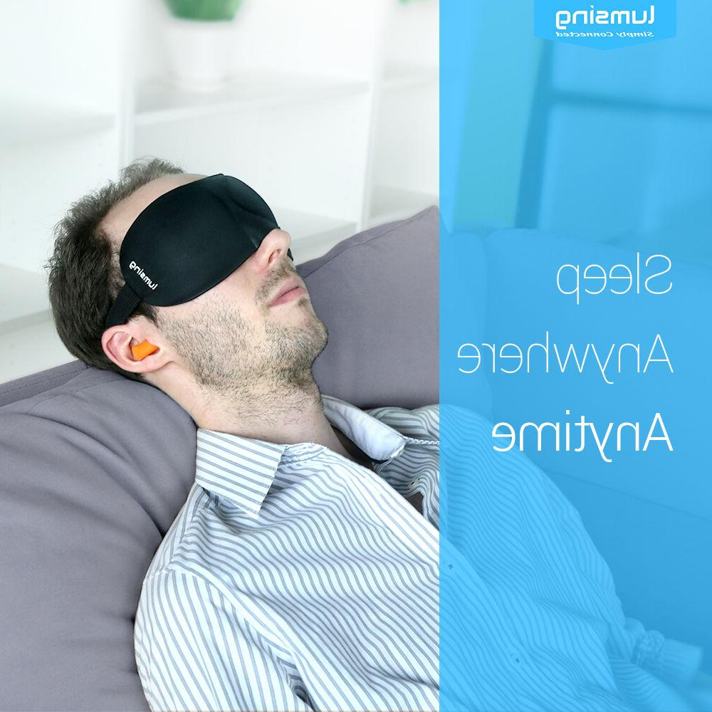 New Sleep Mask Soft Travel Gift