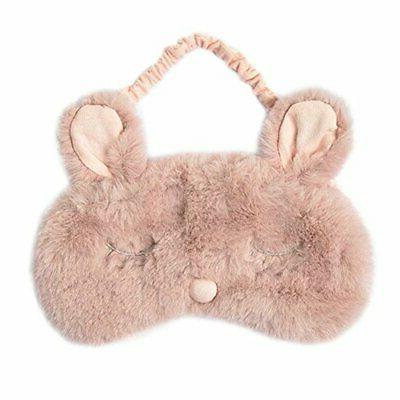 Ayygiftideas New Plush Rabbit Mask