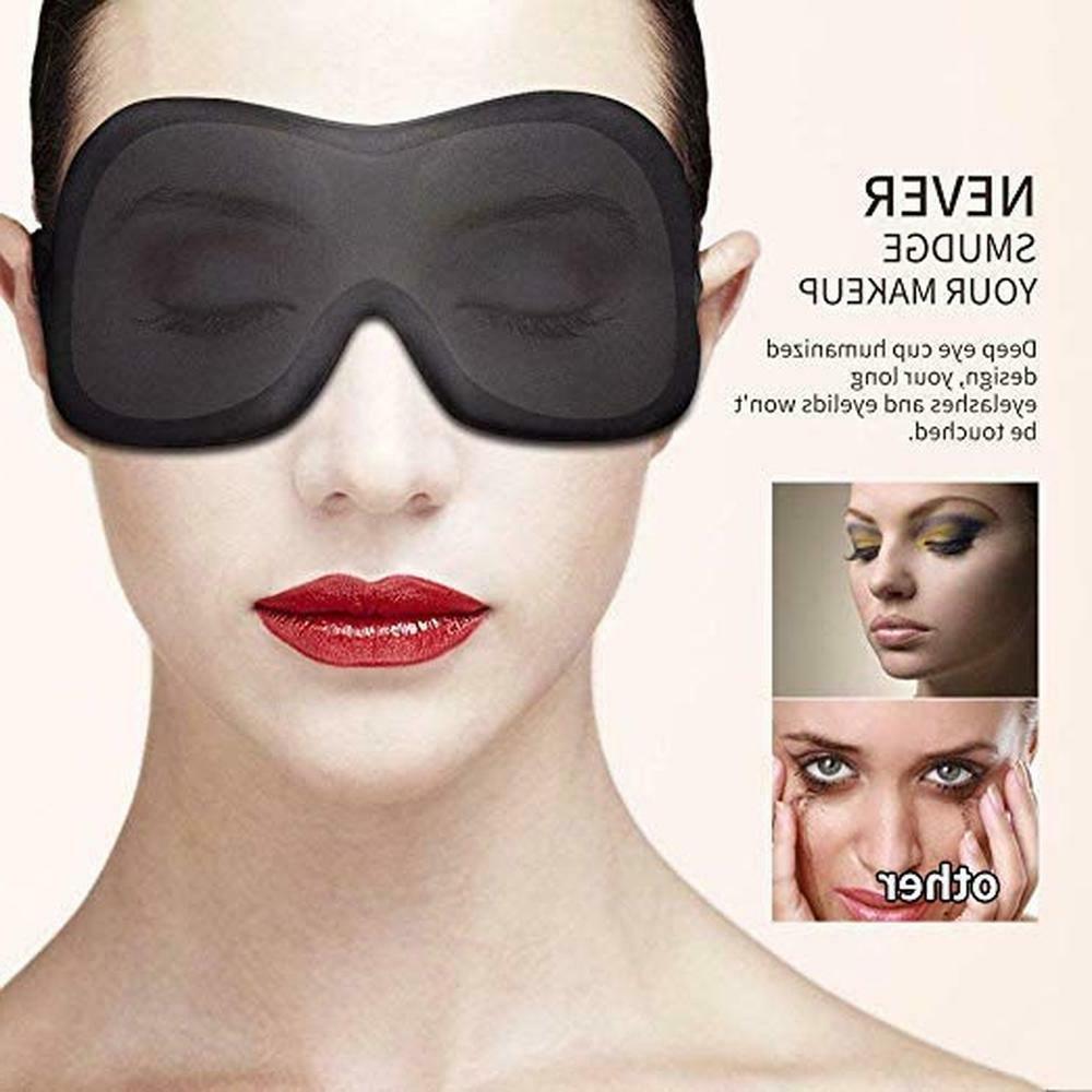 New Sleep Mask 3D Memory Cover Blindfold