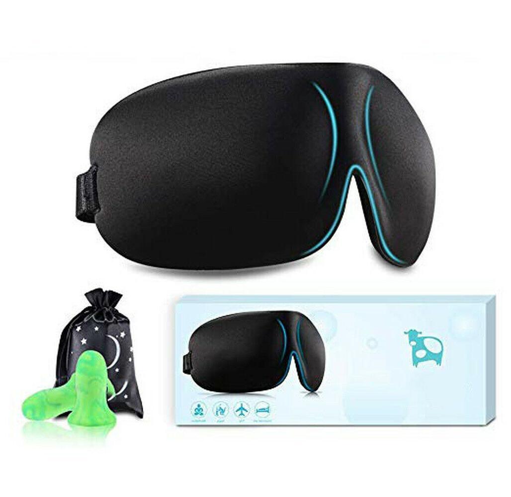 new sleep eye mask 3d memory foam