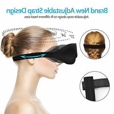 Travel Eye 3D Padded Shade Relax Sleeping Plugs