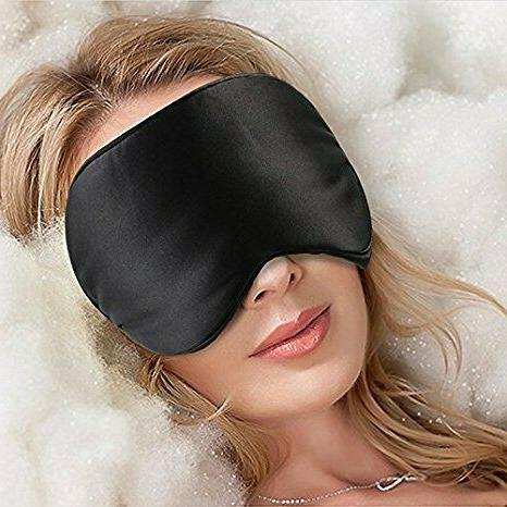 Pure Soft Shade Travel Sleep Relax Blindfold