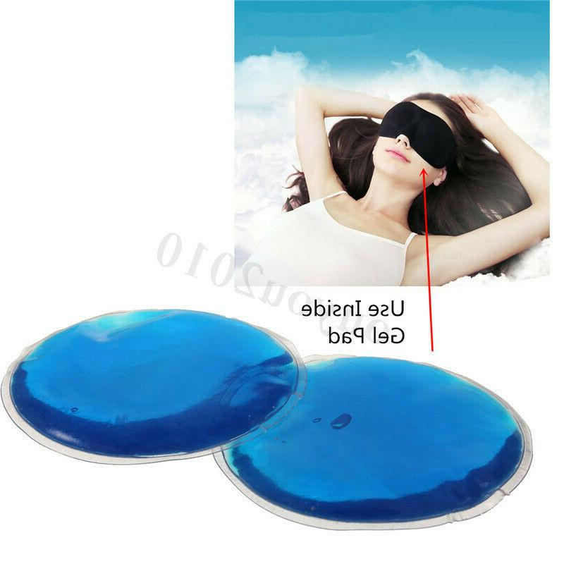 relaxing gel cold ice pad for eye