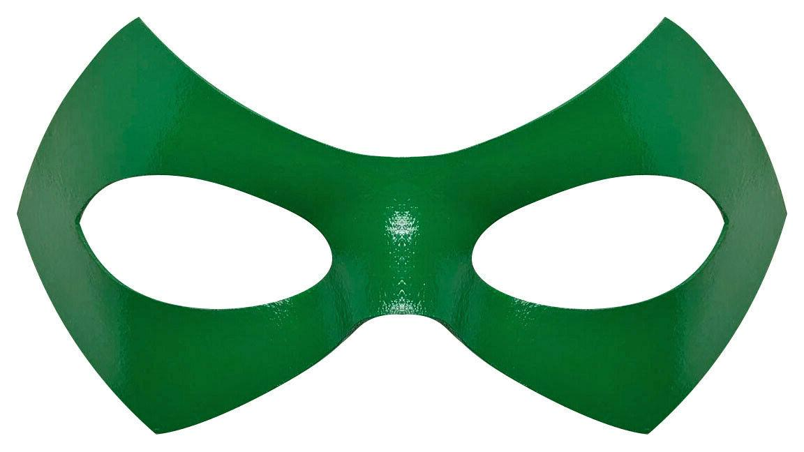 riddler green costume leather eye mask most