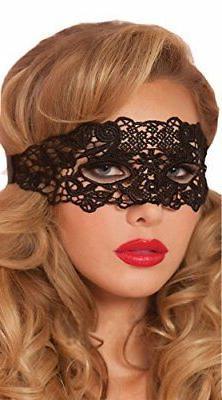 Mordarli Sexy Lady Girl Lace Eye Mask For Halloween Masquera