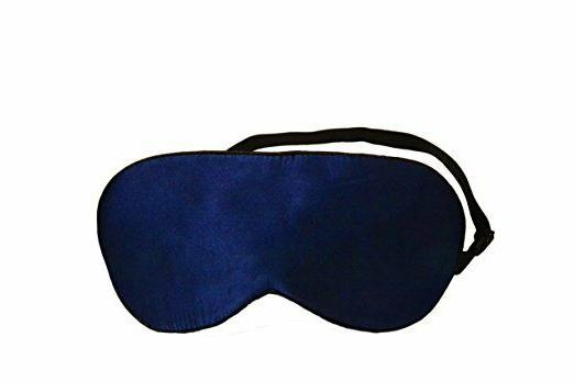 Silk Mask, Aid Light, Navy Blue, Seller
