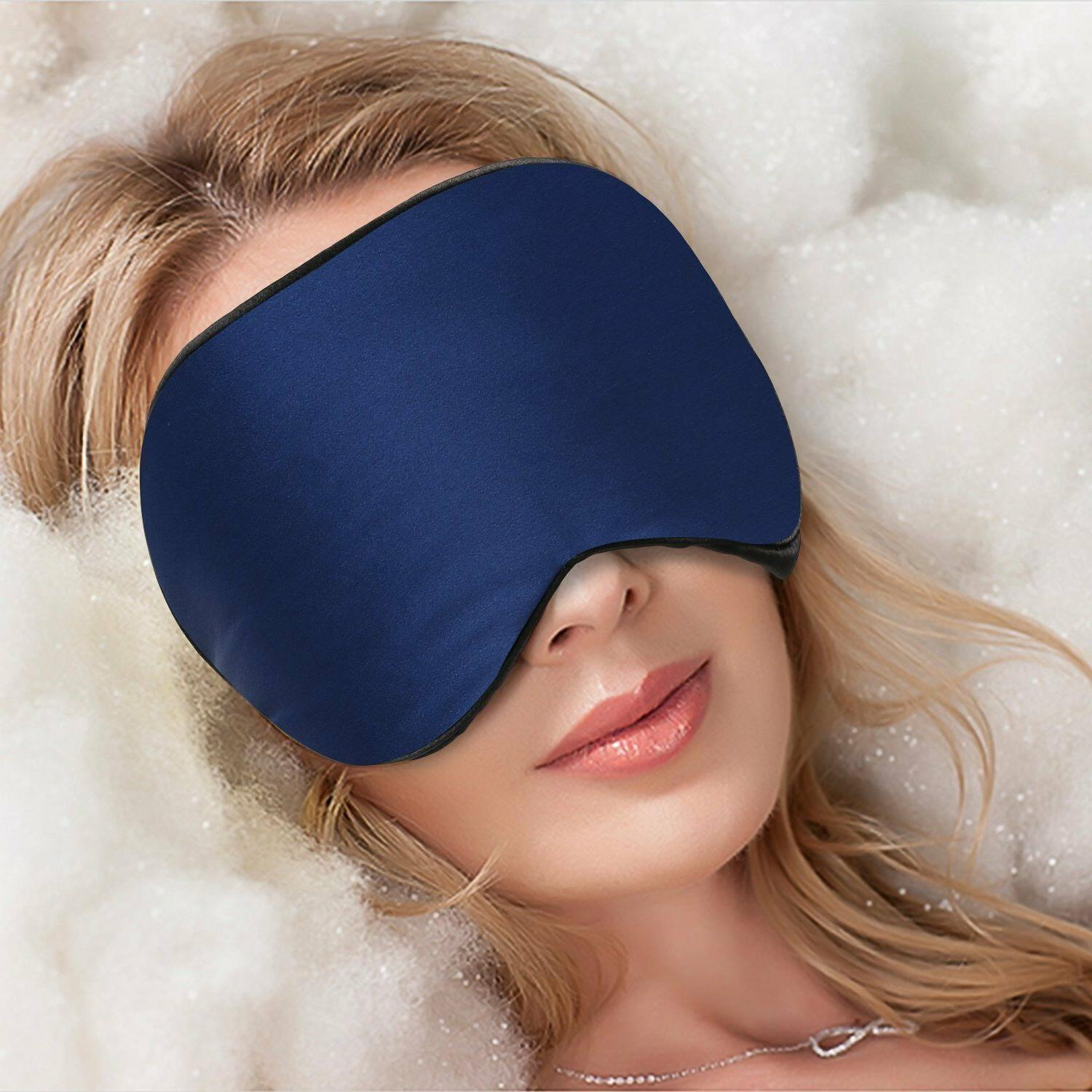 Silk Sleeping Aid Light, Navy Seller