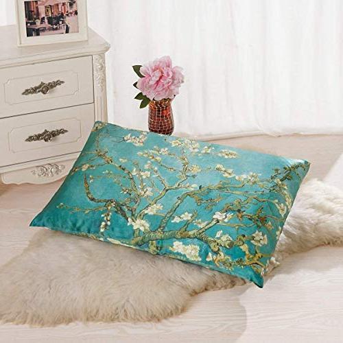 ALASKA BEAR Silk Momme, 100% Queen Custom for Blossom