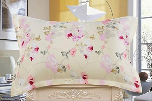 silk pillowcase one side multiple
