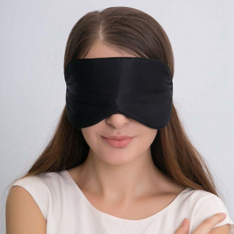Alaska Silk Sleep Eye Mask Natural Soft Shade