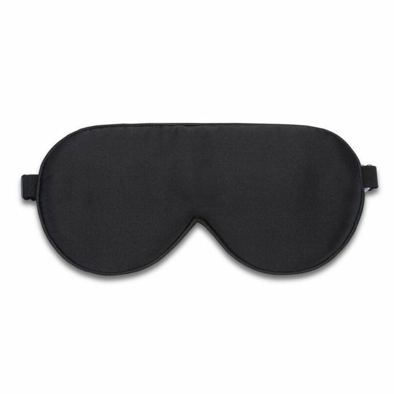 silk sleep eye mask blindfold natural soft