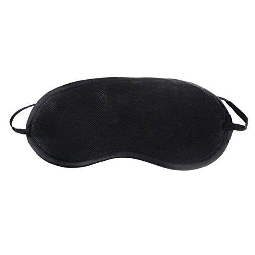 silk sleep eye mask padded