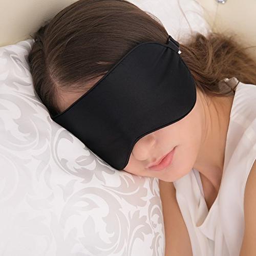 Alaska Bear Sleep Mask, Blindfold, Smooth Eye Mask