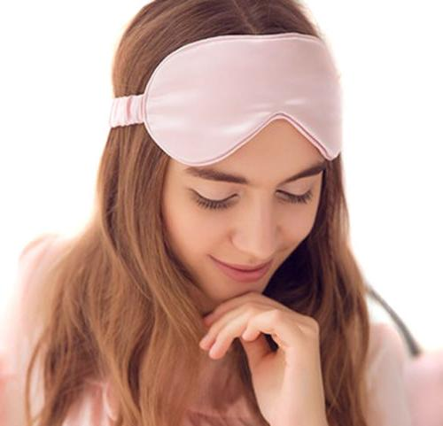 Silk Sleeping Mask 100% Natural Silk