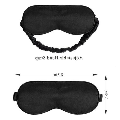 Silk Sleeping Mask Eye Mask 100% Silk