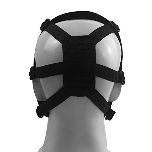 Annay Face Metal Mesh Army Tactical Mask for Halloween Gun Game and Masquerade Gray