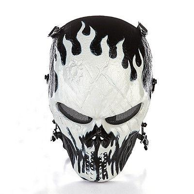 Skull Skeleton Eye Tactical Protective Game Gear Safety