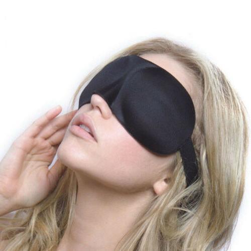 3D Mask Eye Contoured Blocking
