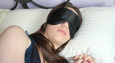 Sleep Eye Mask Blindfold Home Hotel Travel Accessories