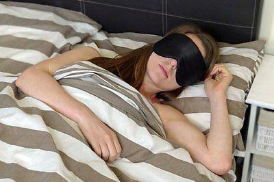 Sleep Eye Blindfold Home Hotel Travel Gift