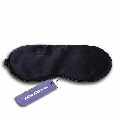 sleep eye mask silk blindfold relaxer home