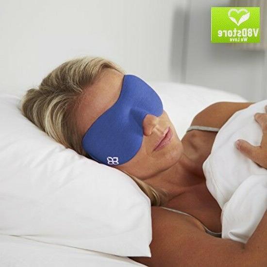 Sleep Moldex Ear Carry Pouch for Mask Blue