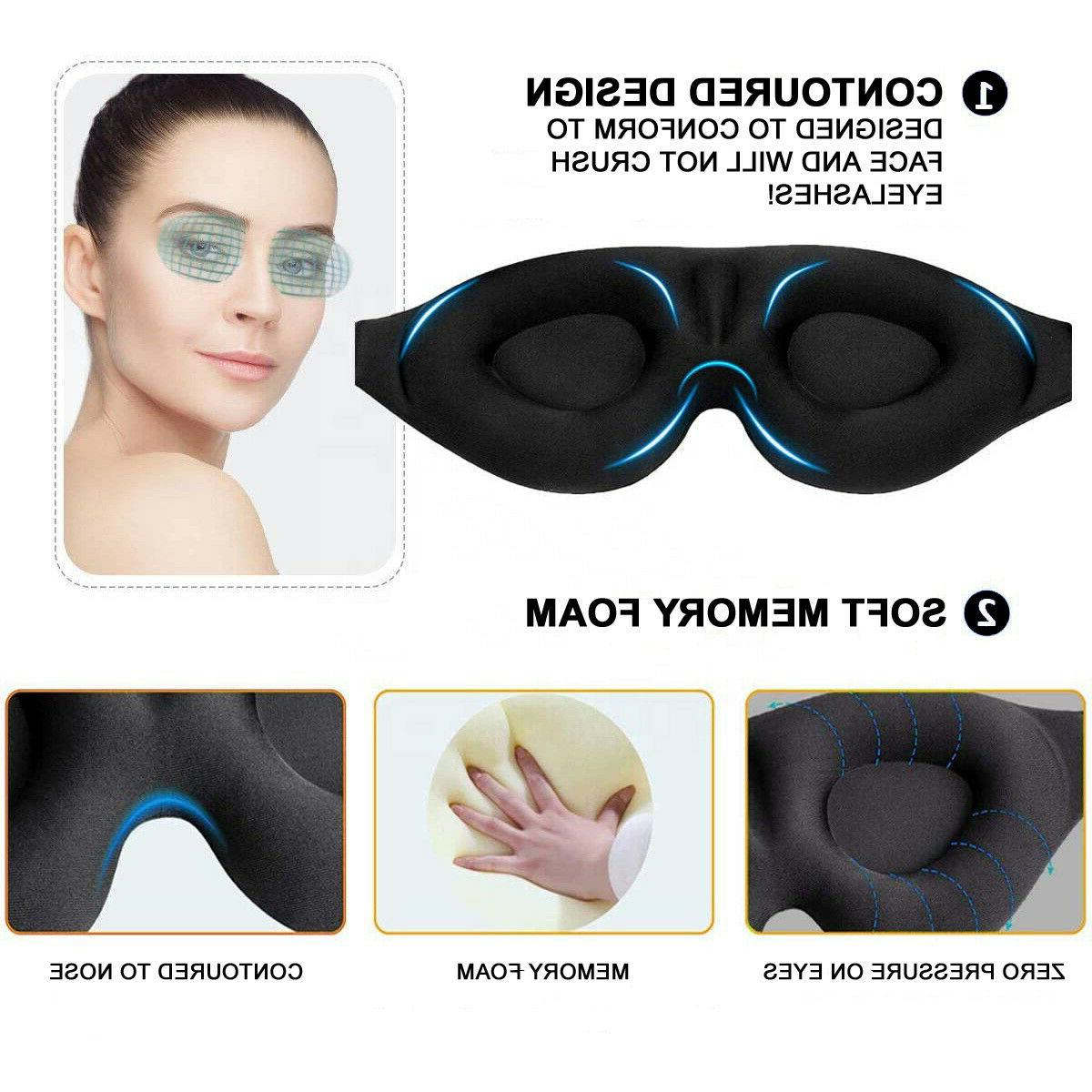 Sleep Mask And Women Mask For Blindfold Accessories