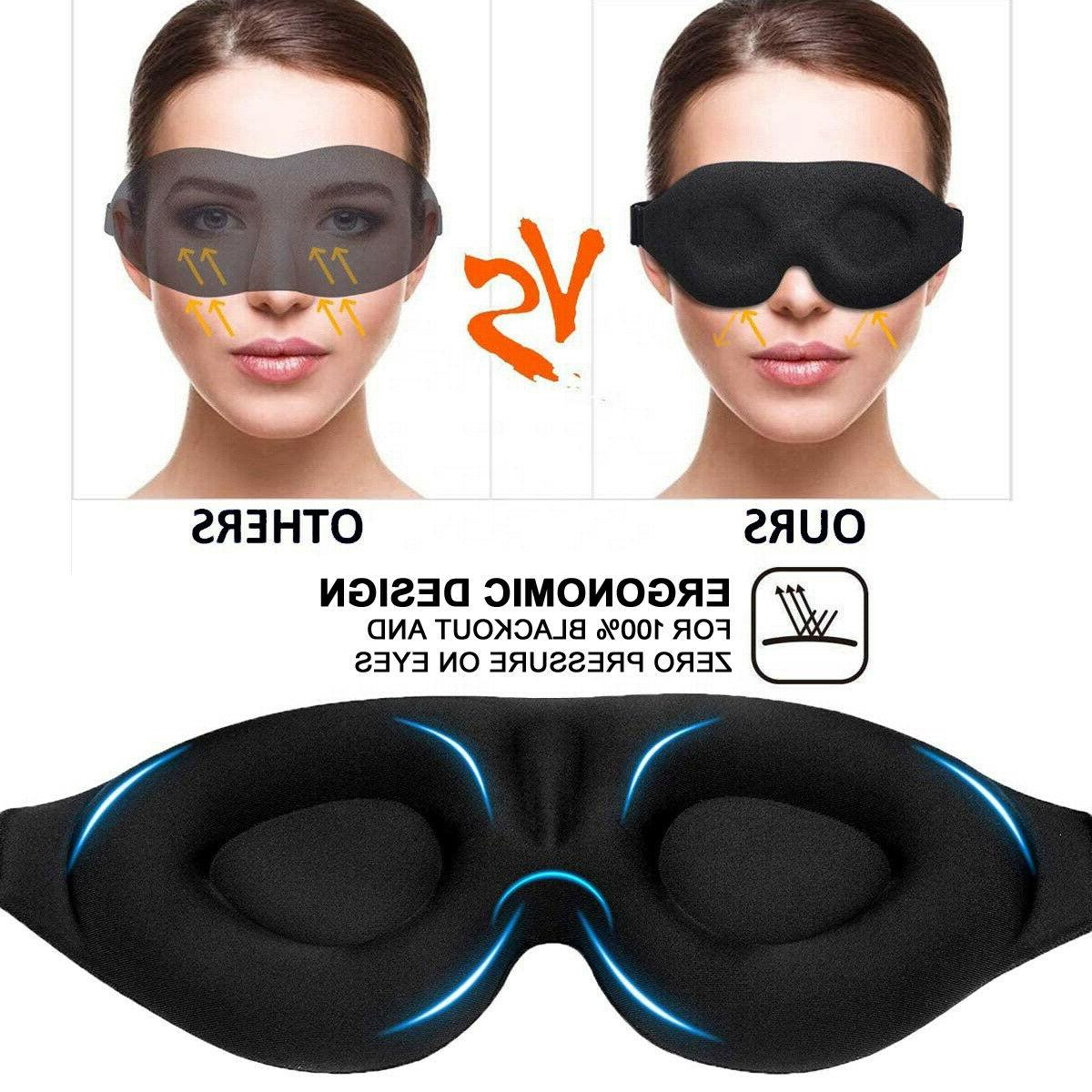 Sleep Mask For Men And For Sleeping Accessories