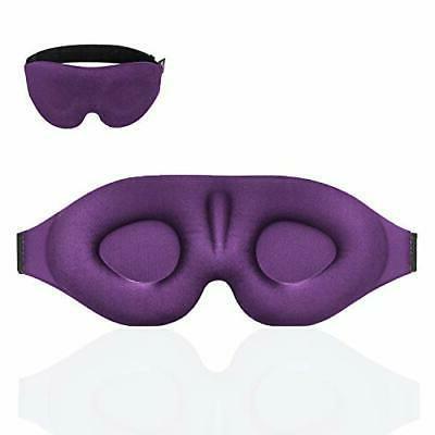 Sleep Mask for Women Men, Eye mask for Sleeping Deep 3D Cont