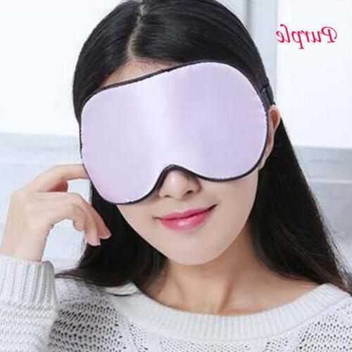 Soft Sleep Rest Eye Shade Blindfolds