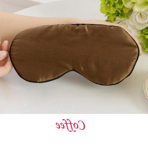 Soft Rest Eye Cover Travel Aid Blindfolds