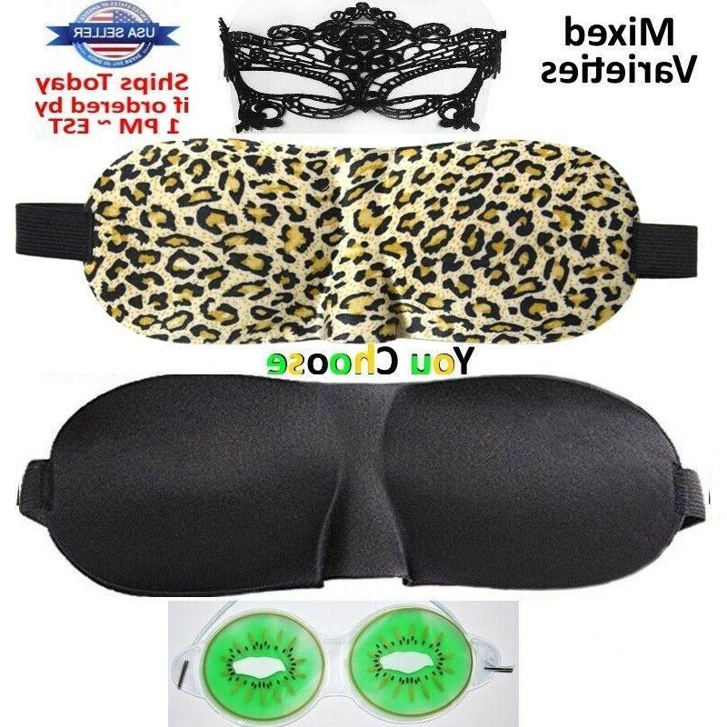 travel 3d eye mask sleep aid soft