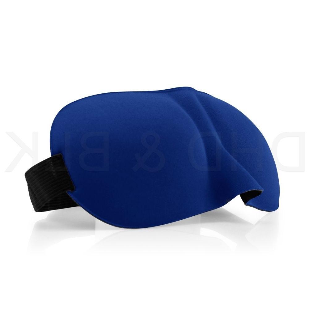 Travel Sleep Cover Rest Relax Sleeping Blindfold
