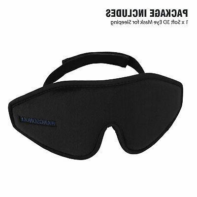 3D Sleep Foam Eyepatch US