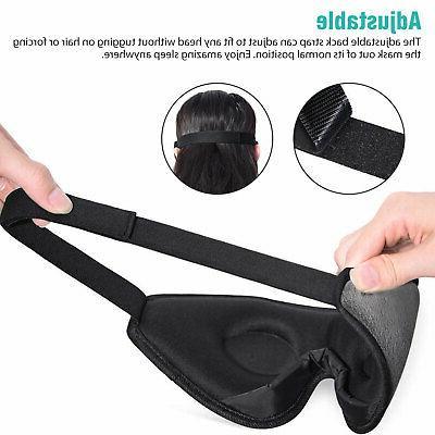 3D Eye Mask Sleep Eyepatch US