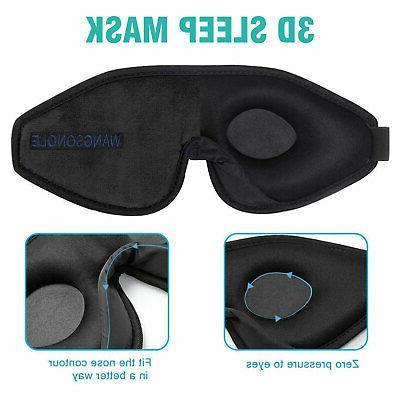 3D Sleep Memory Eyepatch Sleeping US
