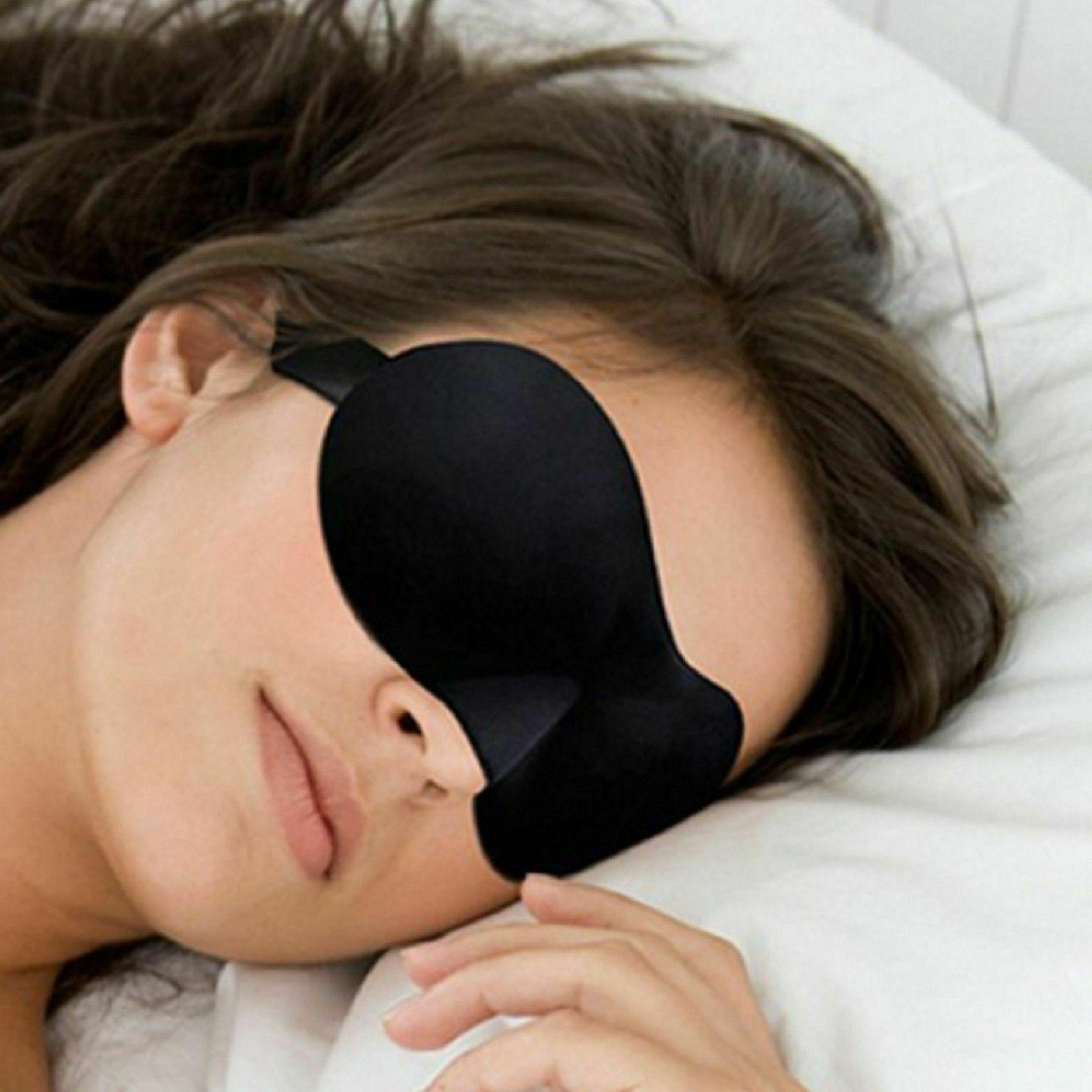 Travel Cover Rest Relax Blindfold