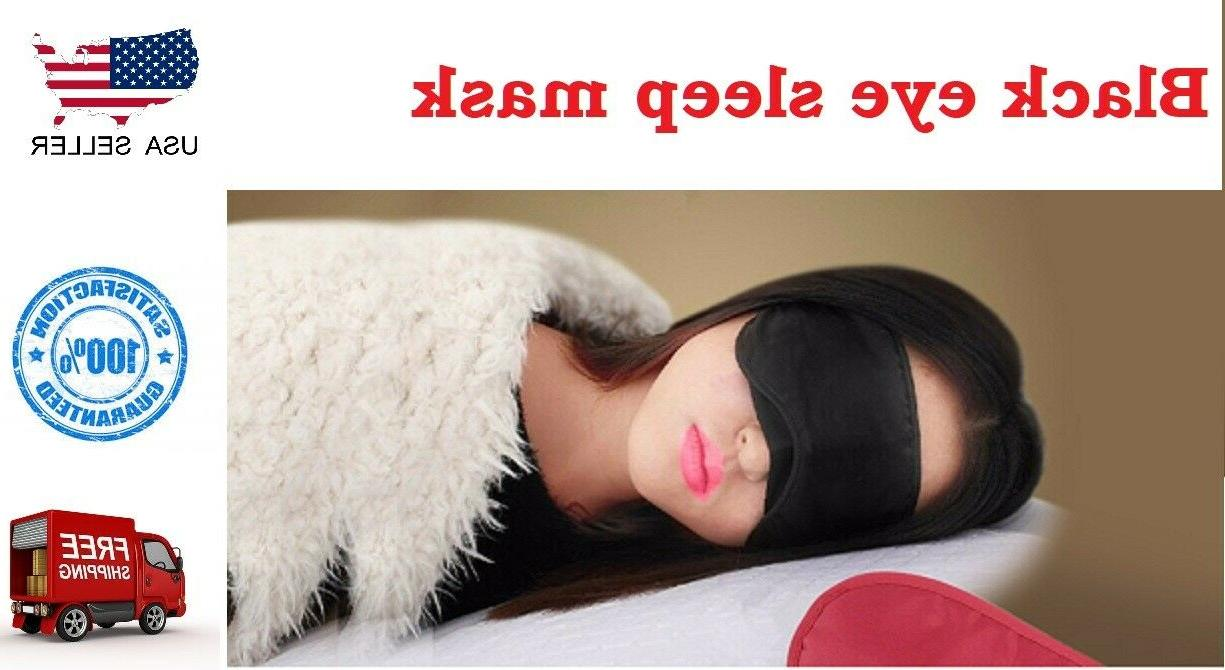 travel eye mask sleep soft shade cover