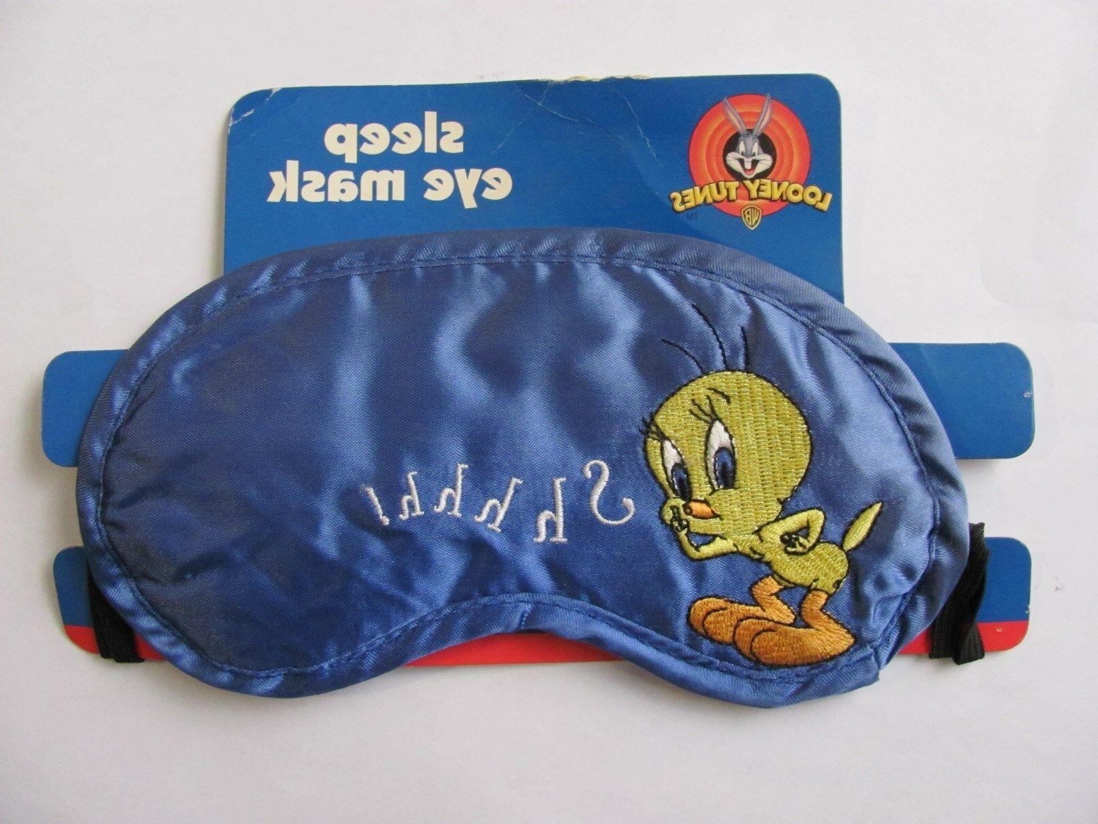 tweety bird sleep eye mask