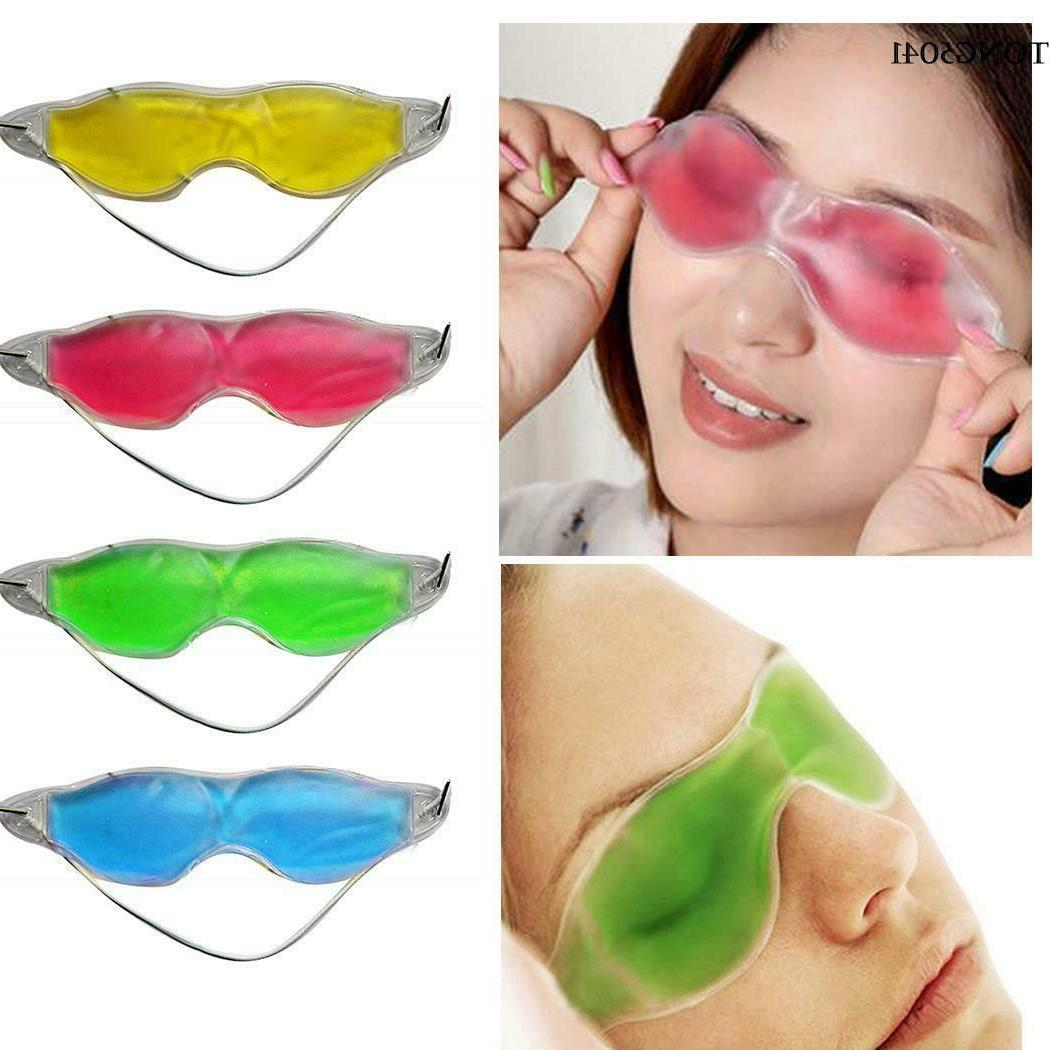 Unisex Eye Care Eye Fatigue Remove Circles Ice Eye Mask O041