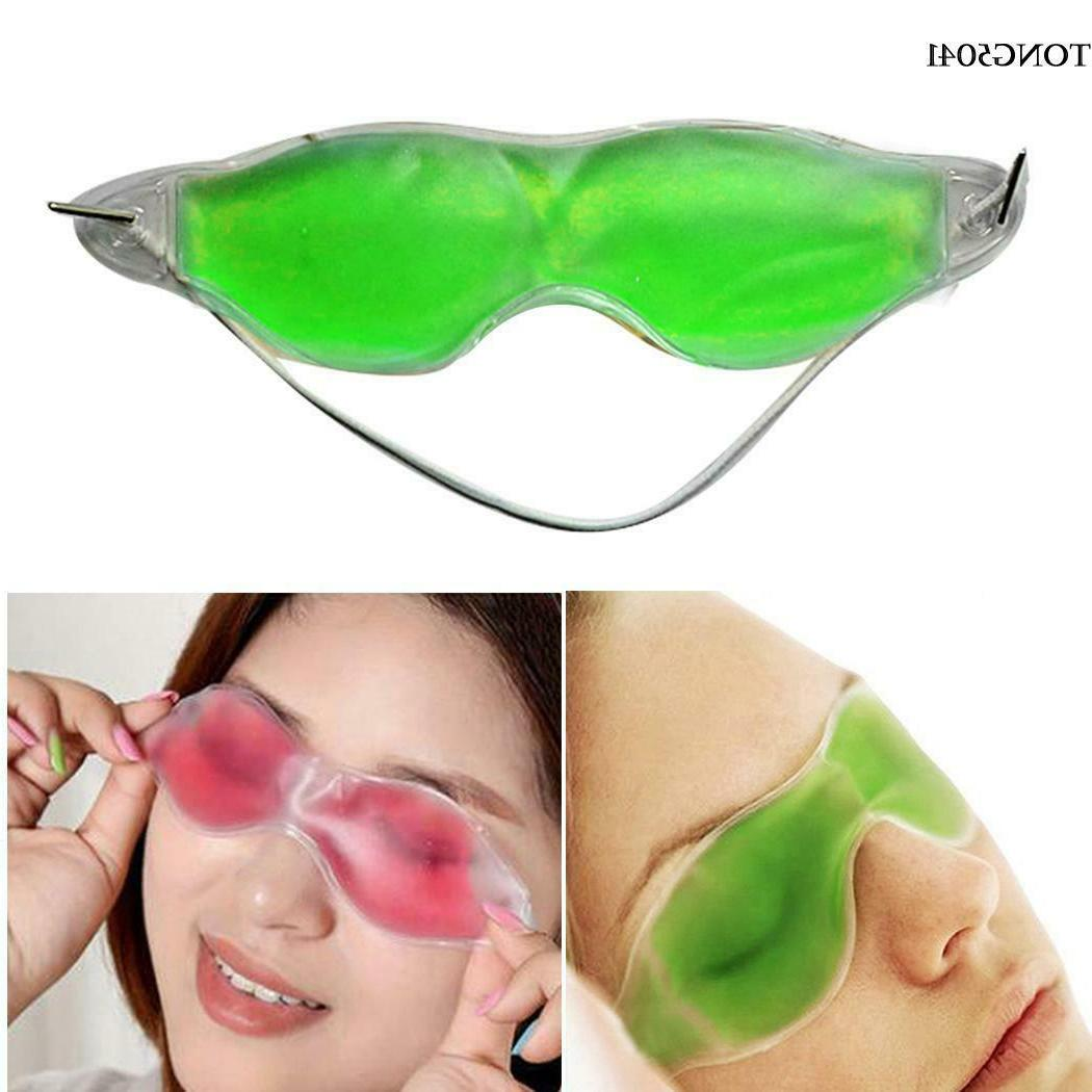 Unisex Eye Care Relieve Eye Remove Dark Circles Ice O041
