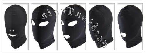 Unisex Hood Mask Role Play Costume