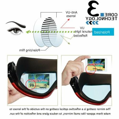 Unisex Swim Large Goggles Waterproof