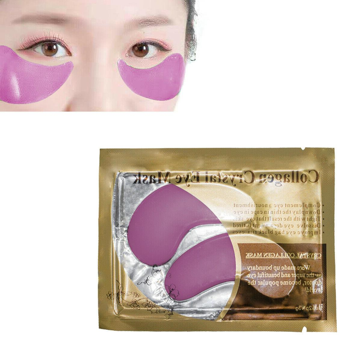 USA Collagen Mask Patch Pad Aging Circle