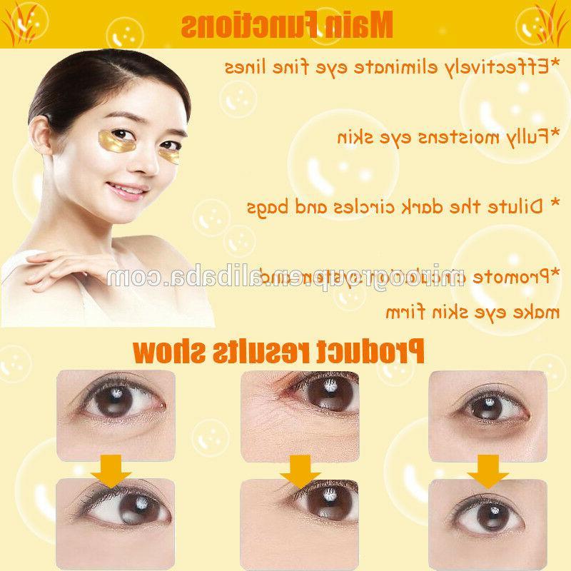 USA Hydrogel Eye Firming Mask Collagen Gel Eye