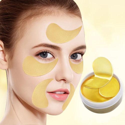 USA Gold Eye Patch Firming Eye Mask Eye