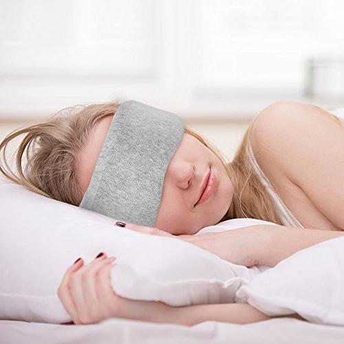 Plemo Ultra-Soft Blocking, Adjustable for Bedtime
