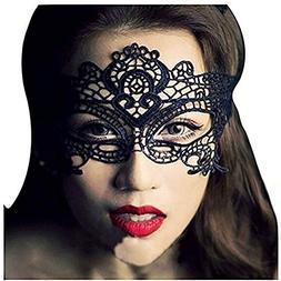 Girls Ball Lace Liles Venetian Women Girl Eye Mask Masquerad