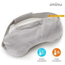 Unimi Lavender Eye Pillow, Aromatherapy Eye Mask For Dry Eye